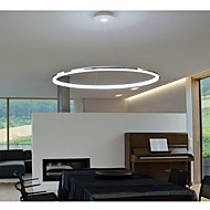 hanglamp modern design woon LED-ring
