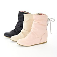 Women's Flat Heel Ankle Boots (More Colors)