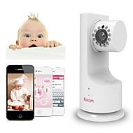 아기 음악 PTZ IP 네트워크 와이파이 보안 카메라는 양방향 대화의 P2P 무선 플레이