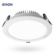 IENON® 18 W SMD 1500-1600 LM Cool White Recessed Retrofit Ceiling Lights AC 100-240 V