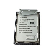 1000GB 1TB HDD Hard Disk Drive & Mount Bracket for Sony PS3 Super Slim CECH-400X Console