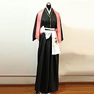 Disfraces Cosplay-Bleach- deRangiku Matsumoto-Chaqueta de Kimono / Hakama / Bufanda / Cinturón / Arco-