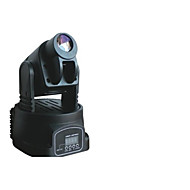 Reallink®LED Mini Moving Head Light, Professional Stage Effects Equipment for Stage, KTV, Bars, Etc.