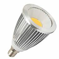 7W E14 LED Spotlight MR16 1 High Power LED 550-630 lm Cool White DC 12 V