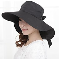 Women Polyester Sun Hat,Casual Summer