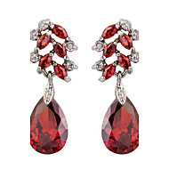Drop Earrings Couples'/Kid's/Women's Cubic Zirconia Earring Cubic Zirconia