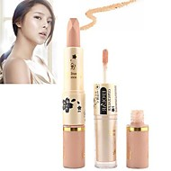 2in1 Whitening Moisturizing Concealer Set Skin Repair(3.8g Concealer Stick&7.2ml Liquid Concealer)