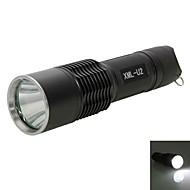 Lanternas LED Lanternas e Luzes de Tenda Lanternas HID Lanternas de Mergulho 1400 Lumens Modo Cree XM-L2 U2 18650.0 AAA 26650Foco