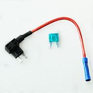 añadir-un-circuito portafusibles cuchilla con fusibles cuchilla 15a (tamaño pequeño)