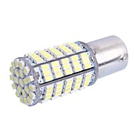1157 / BA15S  12W 850LM 127x3020 SMD White LED for Car Brake Light (DC12V, 1Pcs)