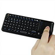 Rii RT-MWK01 Mini X1 2.4GHz Wireless Keyboard with Mouse Touchpad Laser Pointer for Android TV Box/PC/IPTV