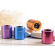 Trådløs Bluetooth-højttalere 1.0 CH Bærbar / Udendørs / Mini / Stereo / super bas
