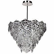 Max 40W Flush Mount ,  Modern/Contemporary Others Feature for Crystal Crystal Living Room / Bedroom / Dining Room / Game Room