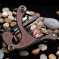 Compass® Tattoo Machine Good Hope Liner 8 Wraps Steel Frame