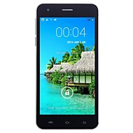 "M-HORSE S72 5.0 "" Android 4.2 3G Smartphone (Dual SIM Dual Core 5 MP 512MB + 4 GB Black / White)"
