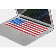 "coosbo® USA Flag silikone tastatur dække huden til 11,6 "", 13,3"", 15,4 "", 17"" MacBook Air pro / nethinden"