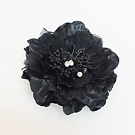 tyylikäs häät / erikoinen kukka höyhen