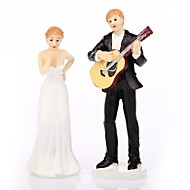 "Cake Toppers ""Play Guitar for You""  Cake Topper"