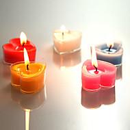 Romantic Aromatherapy Heart Shape Candles