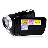 4x digitaler Zoom 1,8-Zoll-LCD-Display max 12MP Geschenkvideokamera DV-168