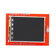 """diy 2,4 """"TFT LCD touch screen skjold udvidelseskort for Arduino uno"""