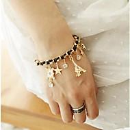 elegant diamonade Quaste Armband
