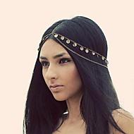 Miss ROSE®European Tassels Alloy Headbands For Women
