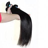 Υφάνσεις ανθρώπινα μαλλιών Περουβιανή Drept 1 Τεμάχιο υφαίνει τα μαλλιά