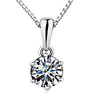 925 серебряных высокое качество ручной работы элегантное ожерелье женщин