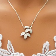 Women's European And American  Fashion Flower Necklace