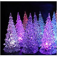 vánoční strom noční světlo lampa