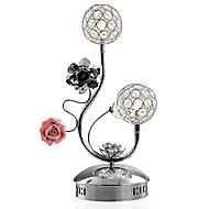 maishang® křišťálové stolní lampy, moderní / comtemporary metal