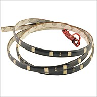 Carking™ 5050-36SMD-90CM Waterproof Car Decorative Lamp Strip-Black