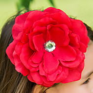 Women's Silk Headpiece - Wedding/Special Occasion Flowers