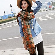 Unisex Wool Blend Scarf , Cute/Party/Casual