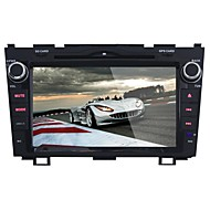 "DVD-плеер автомобиля 2 DIN android4.4 8 ""сенсорный экран для Honda CRV / GPS / RDS / WiFi"