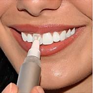 עט ג'ל הלבנת שיני ניקוי שיניים משמש ברפואת שיניים טיפול אוראלי