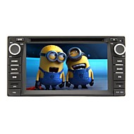 Android 4.2 6.2-inch 2 Din TFT Screen In-Dash Car DVD Player For Toyota with BT,NavigationGPS,iPod,RDS,ISDB-T