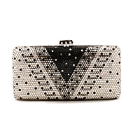 Handbags Luxury  Chain Rhinestones Special Ocassion/Evening Clutches
