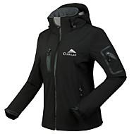 Cikrilan® Fahrradjacke Damen Langärmelige FahhradWasserdicht / Atmungsaktiv / warm halten / Fleece Innenfutter / Wasserdichter