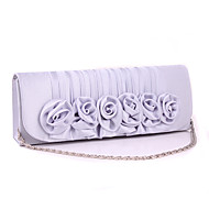 Handbag Silk Evening Handbags/Bridal Purse With