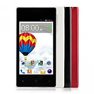 "CUBOT GT72+ 4.0 "" Android 4.4 3G Smartphone (Dual SIM Dual Core 1.3 MP 512MB + 4 GB Black / Red / White)"