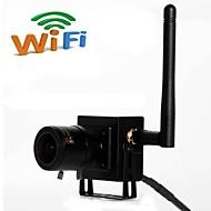 WIFI Mini IP Camera ONVIF Smallest Wireless  Wifi Ip Camera 2.8-12mm Manual Varifocal Zoom Lens 1080P 2.0MP HD Hidden