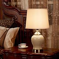 cerámica Lámpara de mesa de estilo de lujo