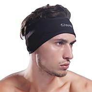Men's Black Thermal Fleece Protective Headband Warmer
