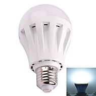 5 pcs E26/E27 2.5 W 9 SMD 2835 200LM LM Cool White LED Filament Lamps AC 220-240 V