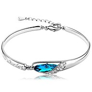 Ladies' Silver With Slipper Bracelet