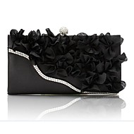 Beautiful Flowers With  Rhinestone  Wedding /Special Occasion Evening Handbags/Clutchs(More Color)