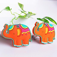 """""""Elefante fortunato"""" portachiavi elefante"""