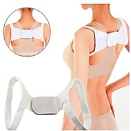 Adjustable Back Support Brace Belt Band for Therapy Shoulder Corrector